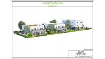 """Programme immobilier du mois """"Les Jardins de Louis"""" - Besançon"""