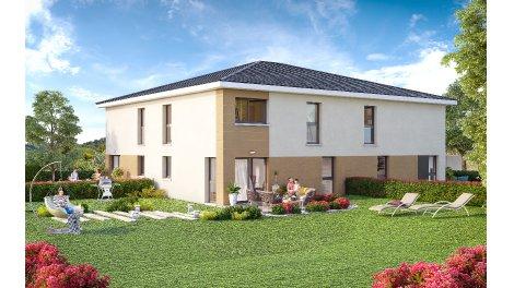 eco habitat neuf à Châtillon-le-Duc