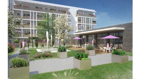Appartement neuf Senioriales - Bassens-Savoie investissement loi Pinel à Bassens