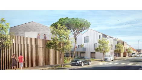 """Programme immobilier du mois """"Senioriales la Rochelle Porte de ré"""" - La Rochelle"""