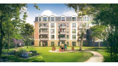 Appartement neuf Senioriales de Mantes-la-Jolie à Mantes-la-Jolie