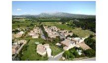 Maisons neuves Les Senioriales de Pourrières investissement loi Pinel à Pourrières