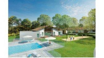 Maisons neuves Les Senioriales de Soustons investissement loi Pinel à Soustons