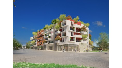 Appartement neuf Senioriales Saint-Jean-de-Védas à Saint-Jean-de-Vedas