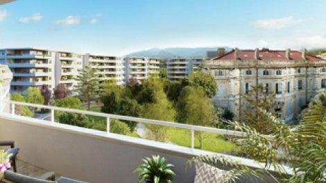 Appartement neuf Respir investissement loi Pinel à Marseille 9ème
