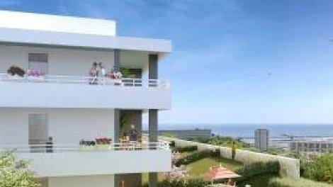 Appartement neuf Ligne Bleue investissement loi Pinel à Marseille 15ème