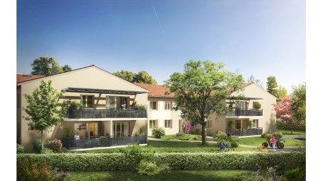 Appartement neuf Park Moulis à Aucamville