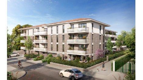 Appartements et villas neuves Le Clos Marguerite Gaillac éco-habitat à Toulouse