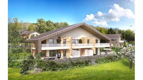 Appartement neuf Le Domaine du Chateau à Pringy