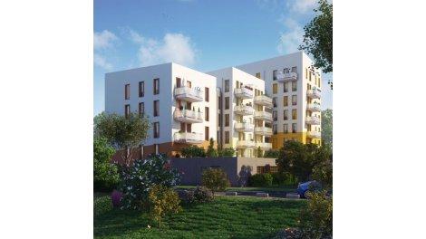 Appartement neuf Technikolor à Lyon 9ème