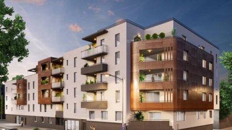 Appartement neuf Le Clos St Martin investissement loi Pinel à Saint-Martin-d'Hères