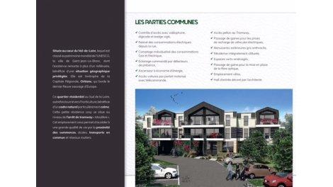 Appartement neuf Vert City à Orléans