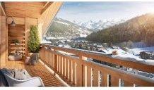 Appartements neufs Les Balcons du Soleil éco-habitat à Le Grand-Bornand