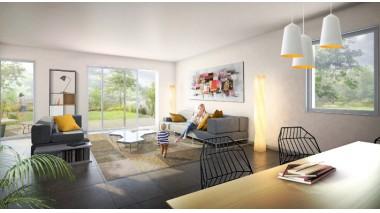 appartement neuf à Gaillard