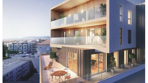 Appartement neuf Amplitude investissement loi Pinel à Annemasse