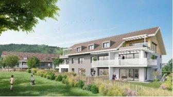 Appartements neufs Les Cottages d'Arbere investissement loi Pinel à Divonne-les-Bains