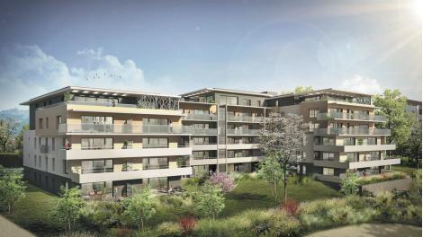 Appartements neufs L'Opaline à Ferney-Voltaire