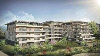 Appartements neufs L'Opaline investissement loi Pinel à Ferney-Voltaire