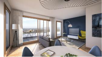 Appartements neufs Le Prisme à Lyon 4ème