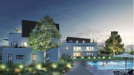 Appartement neuf Vert Écrin à Saint-Cyr-au-Mont-d'Or