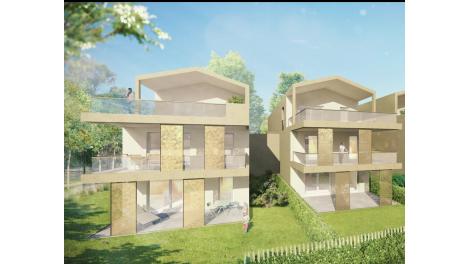 Appartements et villas neuves Les Naturelles à Tassin-la-Demi-Lune