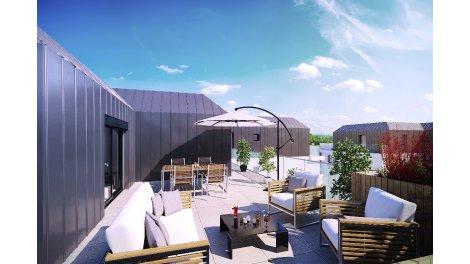 Appartement neuf Jardin d'Estelle investissement loi Pinel à Ville-la-Grand