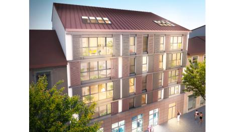Appartement neuf Plein Ciel investissement loi Pinel à Villeurbanne