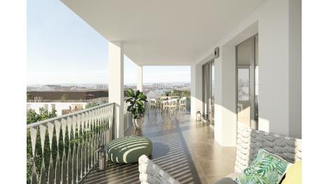 Appartement neuf Maestro à Villeurbanne