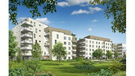 appartement neuf à Lyon 9ème