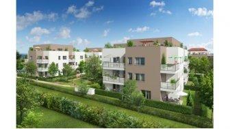 Appartements neufs Villa Toscane éco-habitat à Craponne