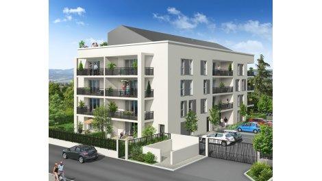 Appartement neuf Carré Ouest investissement loi Pinel à Francheville