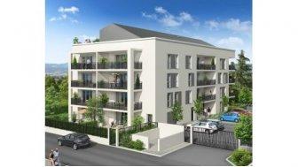 Appartements neufs Carré Ouest investissement loi Pinel à Francheville