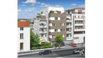 Appartements neufs Jardin de Bertille investissement loi Pinel à Lyon 3ème