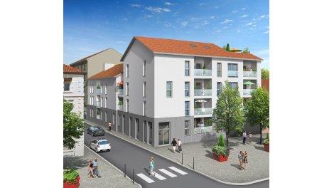 Appartement neuf Le 241 investissement loi Pinel à Lyon 8ème