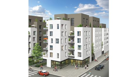 Appartement neuf Vertes Allées à Villeurbanne