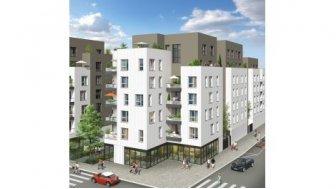 Appartements neufs Vertes Allées à Villeurbanne