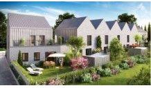 Maisons neuves Les Jardins de l'Ancolie éco-habitat à Lille