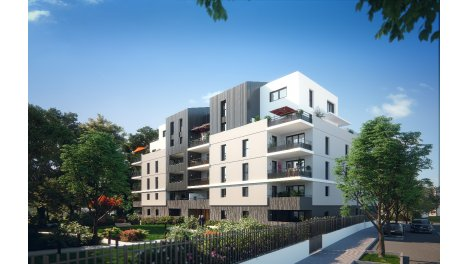 immobilier basse consommation à Montpellier