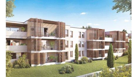 Appartement neuf So Terra- Mauguio- Montpellier éco-habitat à Candillargues