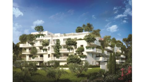 Appartement neuf So - Skylodge investissement loi Pinel à Montpellier