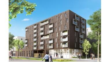 Appartement neuf Epure à Capinghem