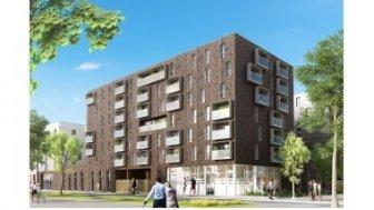 Appartements neufs Epure éco-habitat à Capinghem