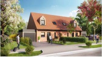 Maisons neuves Le Clos Antonin éco-habitat à Valenciennes