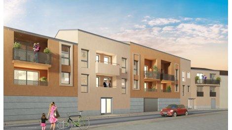 Appartement neuf Villa Clémenceau à Montpellier