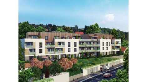 Appartement neuf Horizon 180 investissement loi Pinel à Rillieux-la-Pape