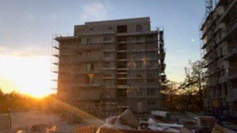 Appartement neuf Les Aquarelles investissement loi Pinel à Annecy