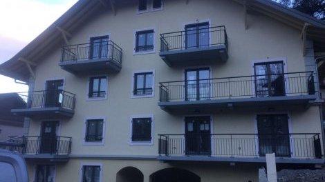 Appartement neuf Le Balcon des Aravis à Saint-Gervais-les-Bains