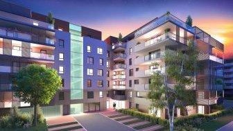 Appartements neufs Les Aquarelles Bâtiment a investissement loi Pinel à Annecy