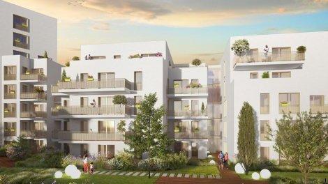 Appartement neuf Perle 7 investissement loi Pinel à Lyon 7ème