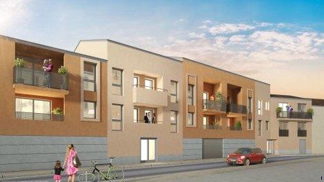 Appartements neufs Villa Clémenceau à Montpellier
